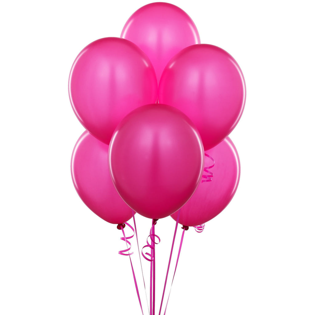 Balloons Pink - Miss Behaviour Bachelorette Parties
