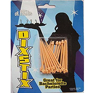 DixStix - Miss Behaviour Bachelorette Parties