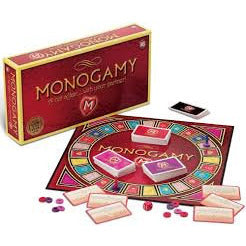 Monogamy Board Game - Miss Behaviour Bachelorette Parties