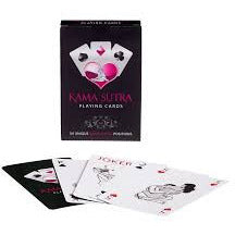 Kama Sutra Playing Cards - Miss Behaviour Bachelorette Parties
