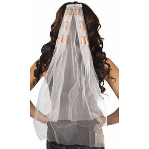 Pecker Veil - Miss Behaviour Bachelorette Parties
