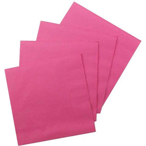 Pink Serviettes - Miss Behaviour Bachelorette Parties