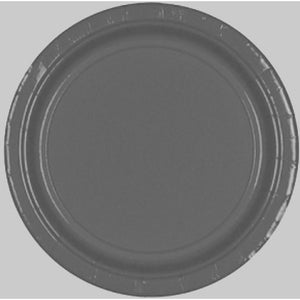 Plates Black Paper - Miss Behaviour Bachelorette Parties