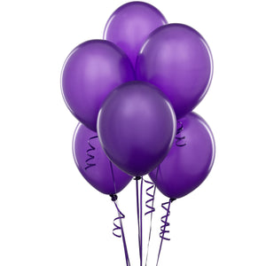 Balloons Purple - Miss Behaviour Bachelorette Parties