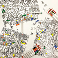 Doodle Jigsaw Puzzles