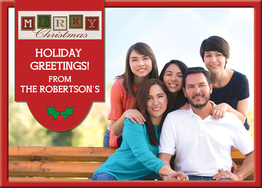 Holiday Greetings!