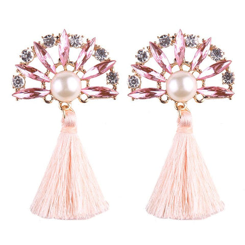 Senorita Tassel Earrings
