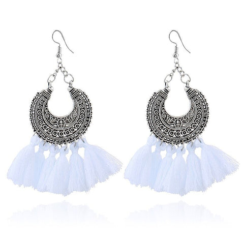 Bollywood Tassel Earrings