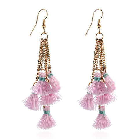 Bambina tassel Earrings