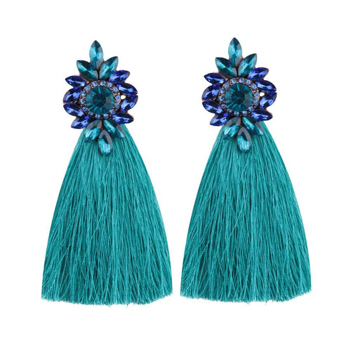 Tassy Tassel Earrings