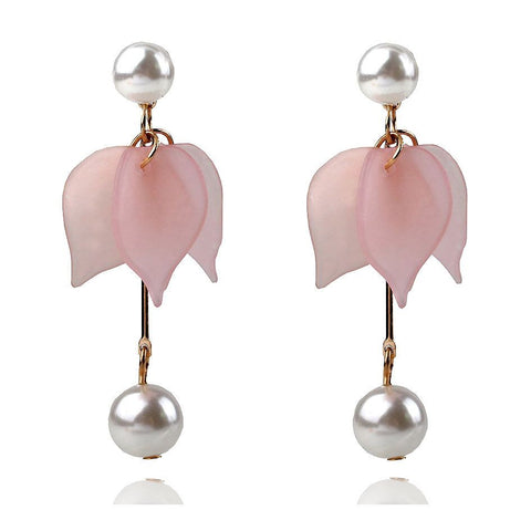 Fida Pear Earrings