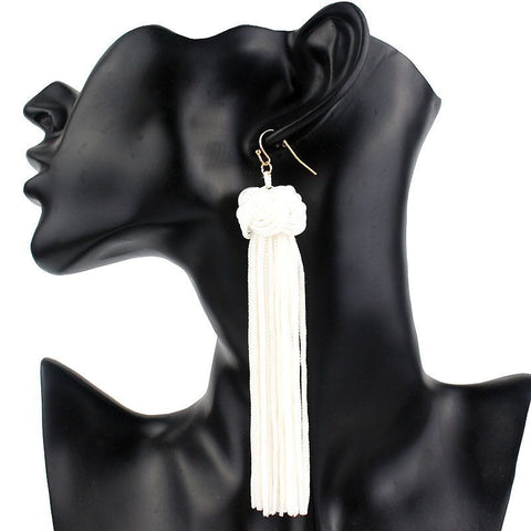 Celebrity Tassel Earrings