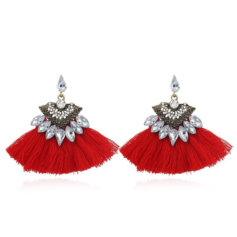Fascino Tassel Earrings