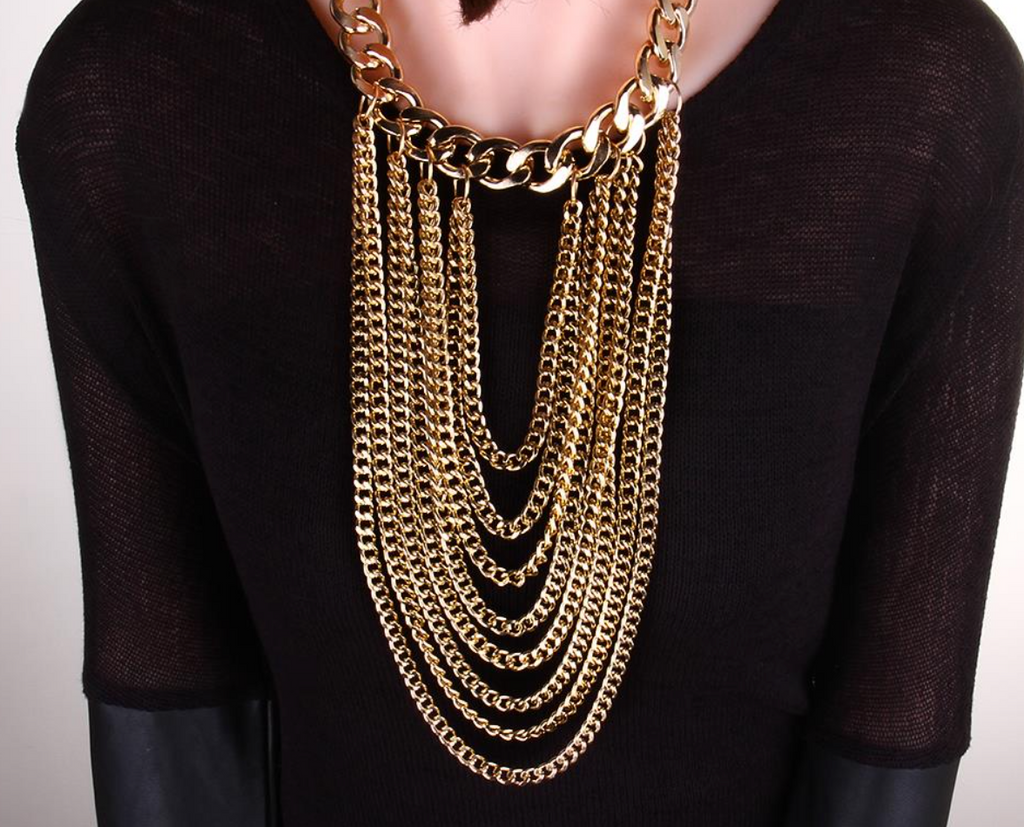 RNB Statement Necklace-style 2