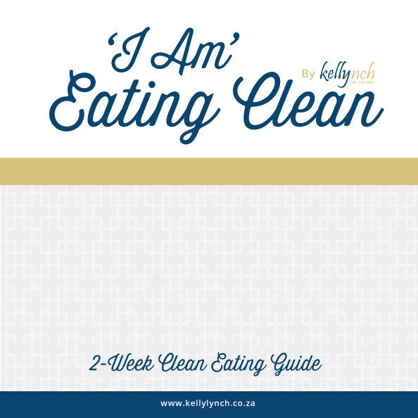 'I Am' Eating Clean