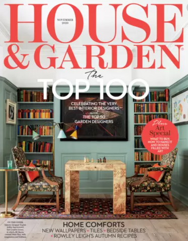 House and Garden discovers the Mobile Showrooms