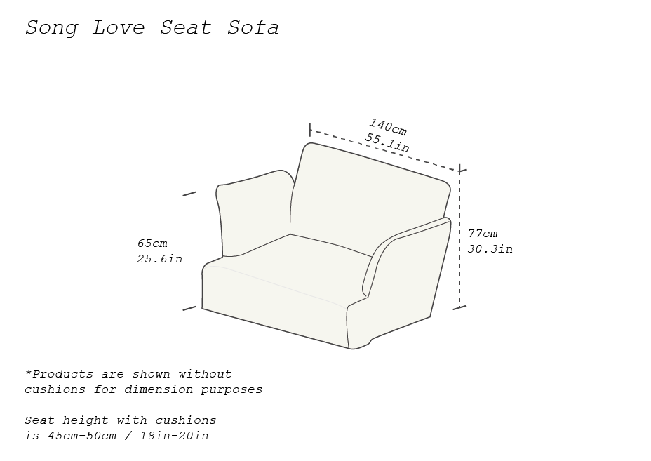 Love-Seat-Sofa-Size