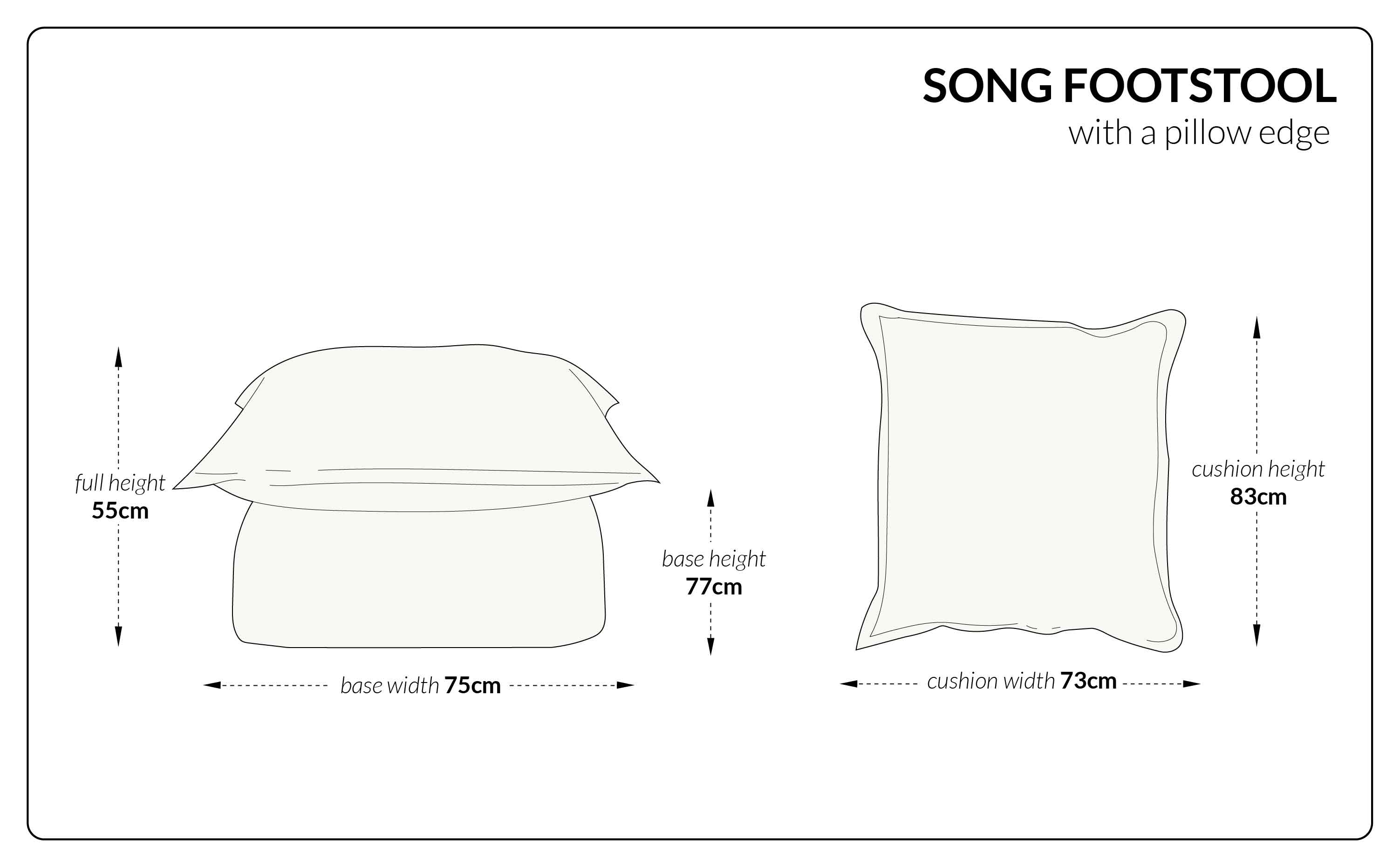 Song Footstool