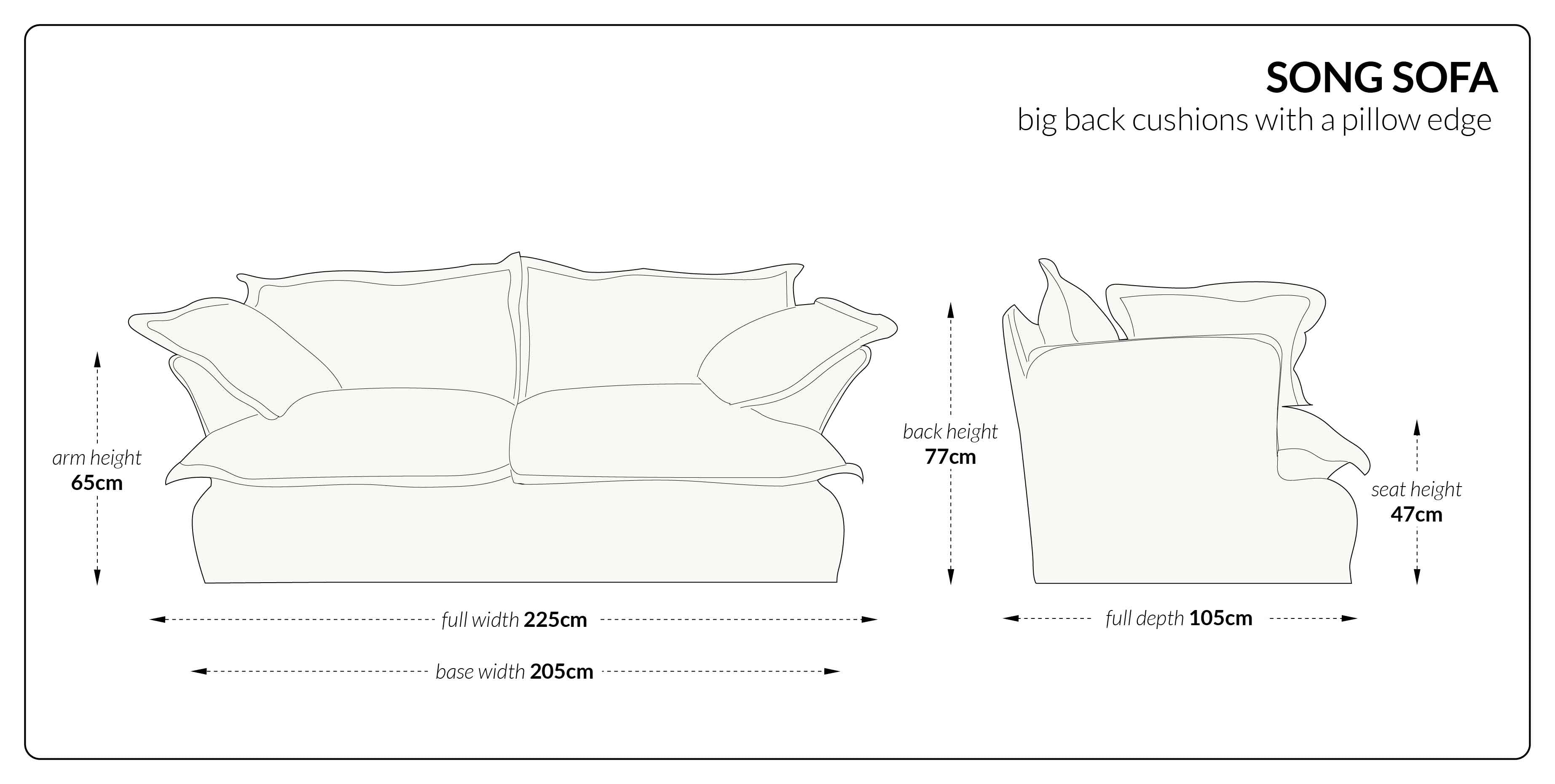 Song Sofa big