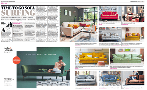 The Sunday Times furniture ideas