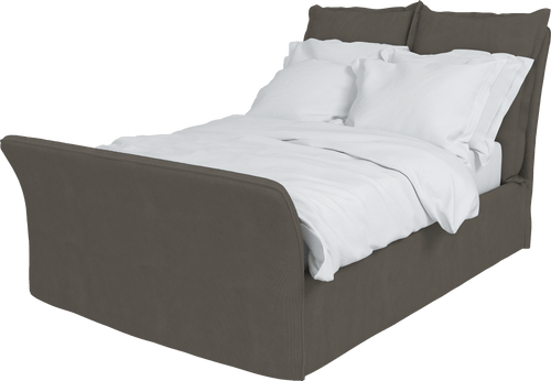 Corduroy Song Double Bed