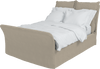 Linen Song Double Bed