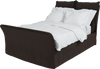 Velvet Song Double Bed
