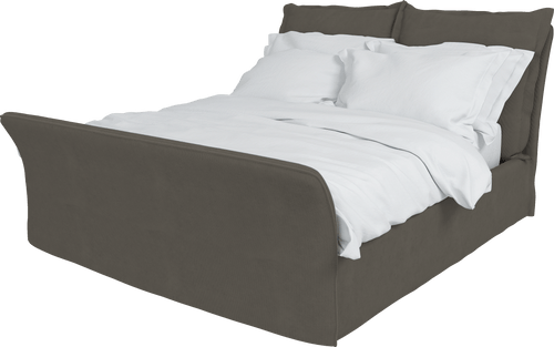 Corduroy Song Super King Bed