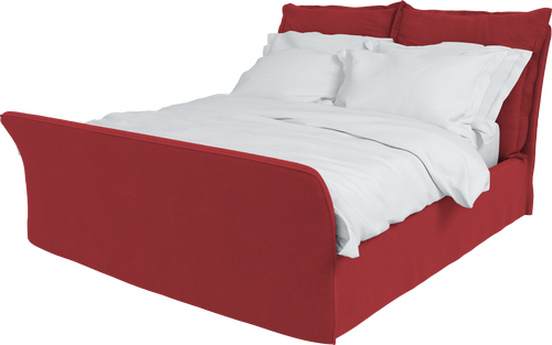 Velvet Song Super King Bed