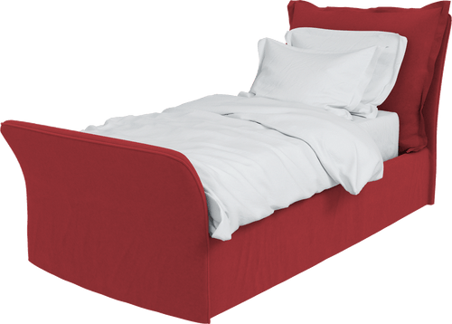 Velvet Song Single Bed