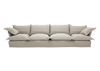 100% Linen Song Extra Large Sofa