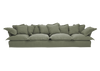 Corduroy Song Extra Large Sofa