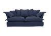 Linen Cotton Song Standard Sofa