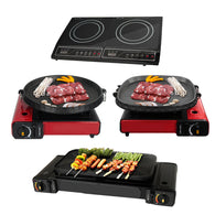Induction Cooktops, Gas, Electric & Ceramic