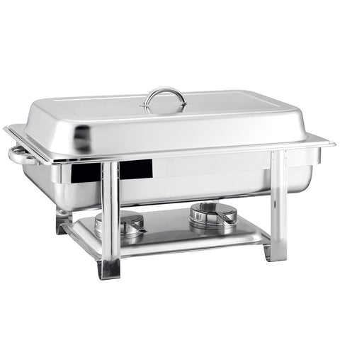 SOGA 9L SOGA Stainless Steel Chafing Catering Dish Food Warmer