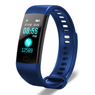 SOGA Sport Smart Watch Health Fitness Wrist Band Bracelet Activity Tracker Blue