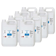 8X 5L Standard Grade Disinfectant Anti-Bacterial Alcohol