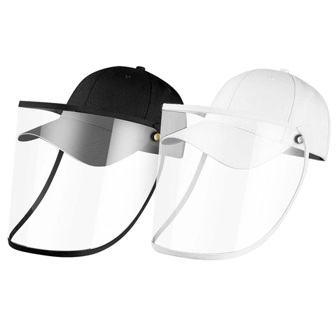 Buy Protective Hat Online Australia | Protection Hat | Anti-Fog Pollution Dust Saliva Protective Cap | Full Face HD Shield Cover for Adults and Kids