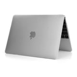Matte Hardshell Case + Keyboard cover for Apple Macbook Clear