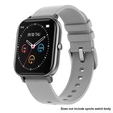SOGA Smart Sport Watch Model P8 Compatible Wristband Replacement Bracelet Strap Grey