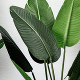SOGA 4X 180cm Green Artificial Indoor Nordic Wind Traveler Banana Plant Fake Decorative Tree