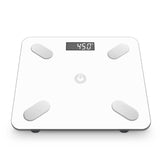 SOGA 2x 180kg LCD Digital Smart Voice Bluetooth APP Electronic ?Scales Body Fat Weigh