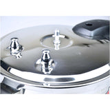 2X Stainless Steel Pressure Cooker 5L Lid Replacement Spare Parts