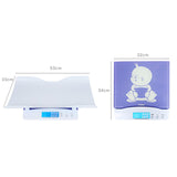 100kg Digital Baby Scales Electronic LCD Display Paediatric Infant Weight Monitor