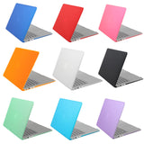 Crystal Hardshell Case + Keyboard cover for Apple Macbook Grey