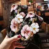 Luxury Girl Fashionable Slim Durable Premium iPhone Case 6/6s Plus, 7 Plus