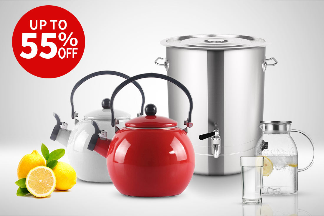 Kettles and Urns