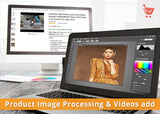 Product Image Processing & Videos add
