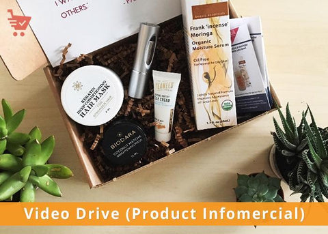 Video Drive (Product Infomercial)
