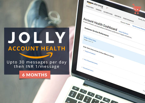 Jolly-Account Health & Policies(6 Months)